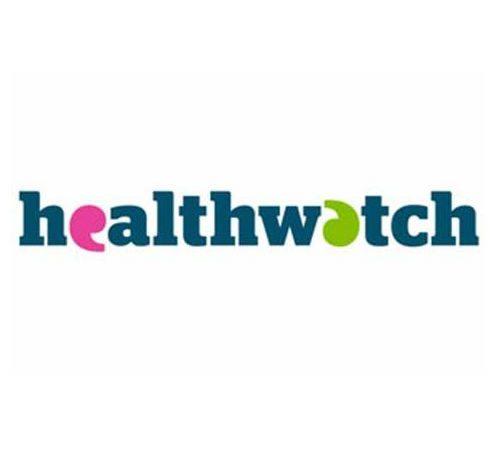 Healthwatch England runs a national campaign