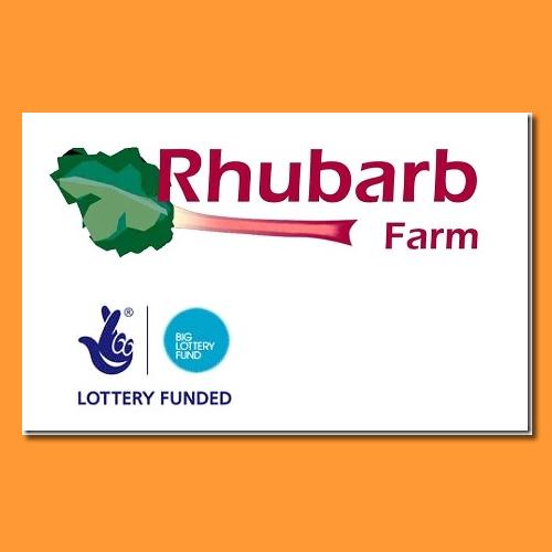 Enjoy a tour of Rhubarb Farm.