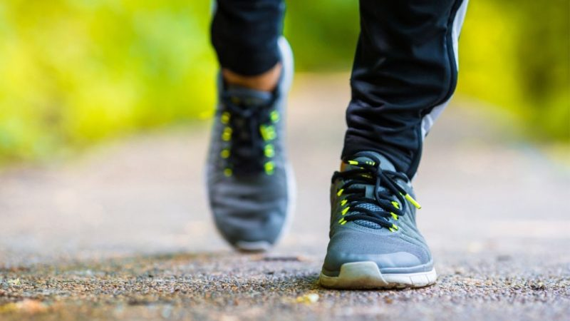 Do enjoy walking and chatting?
